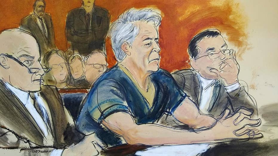 Feds: Nude pictures of minors found in Jeffrey Epstein's New York home