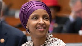 Omar vows to continue being Trump's 'nightmare' as hundreds greet her in Minnesota