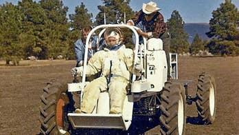 NASA lunar legacy in the Arizona desert