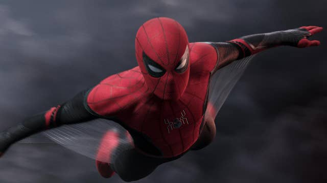 Record-breaking 'Spider-Man: Far From Home' swings to top of box office