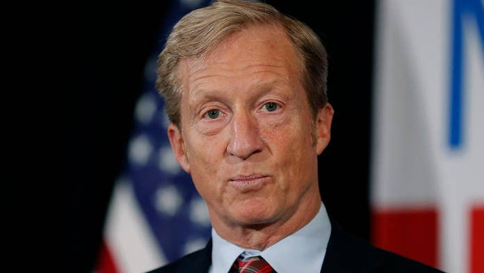 Tom Steyer takes a week off campaign trail to report for jury duty