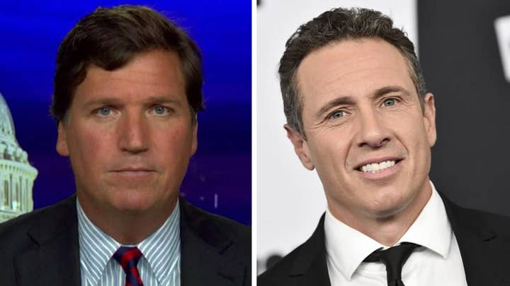 Tucker: How did Chris Cuomo get into Yale?