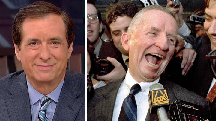 Howard Kurtz says Ross Perot was a 'one-man Tea Party'