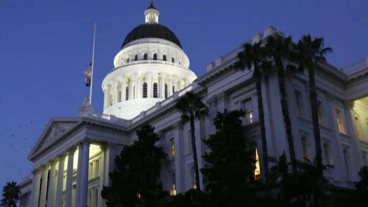 California governor expected to sign one of the tightest laws in the country regulating police use of force