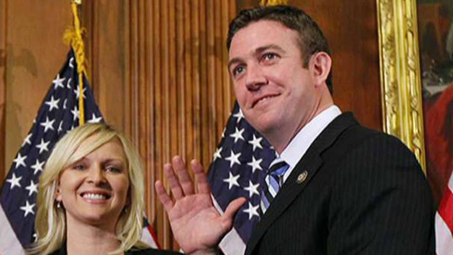 Judge rejects suit to boot Duncan Hunter crime case