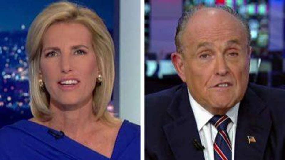 Rudy Giuliani on Joe Biden, Kamala Harris