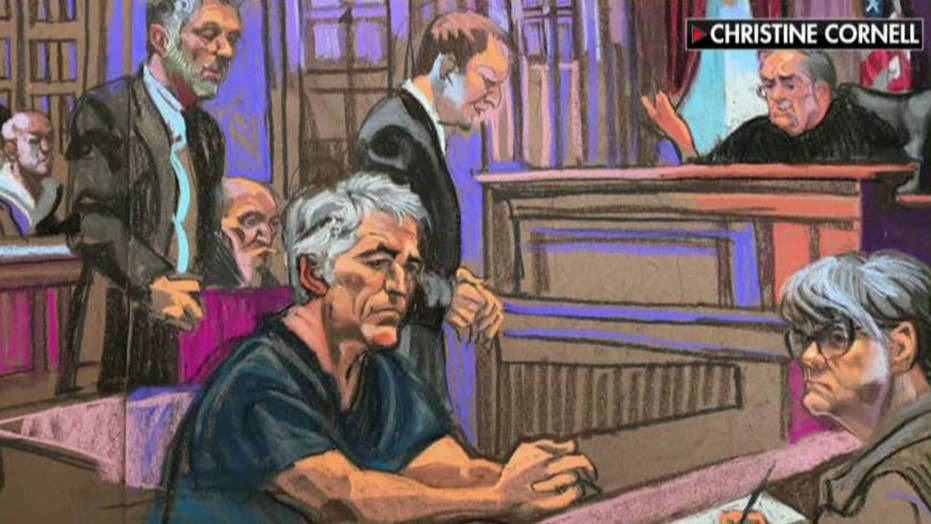 Authorities titillate anyone who might have been victimized by Jeffrey Epstein to come forward
