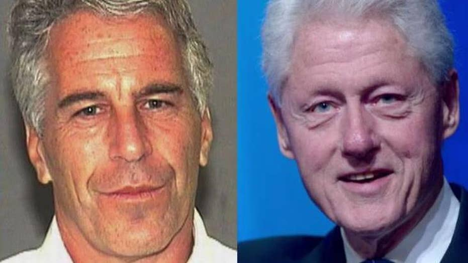 Bill Clinton 'knows nothing' about Jeffrey Epstein's 'terrible crimes,' former president's spokesman says