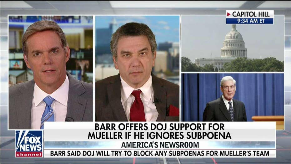 Sol Wisenberg on Robert Mueller hearing: Dems consider Americans 'are stupid' and abandoned his report