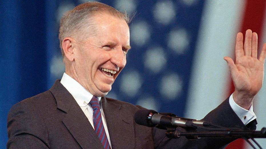 Chris Wallace reflects on Ross Perot's political career