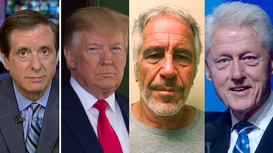Kurtz: Trump, Clinton were Epstein pals, yet no justification they knew of crimes