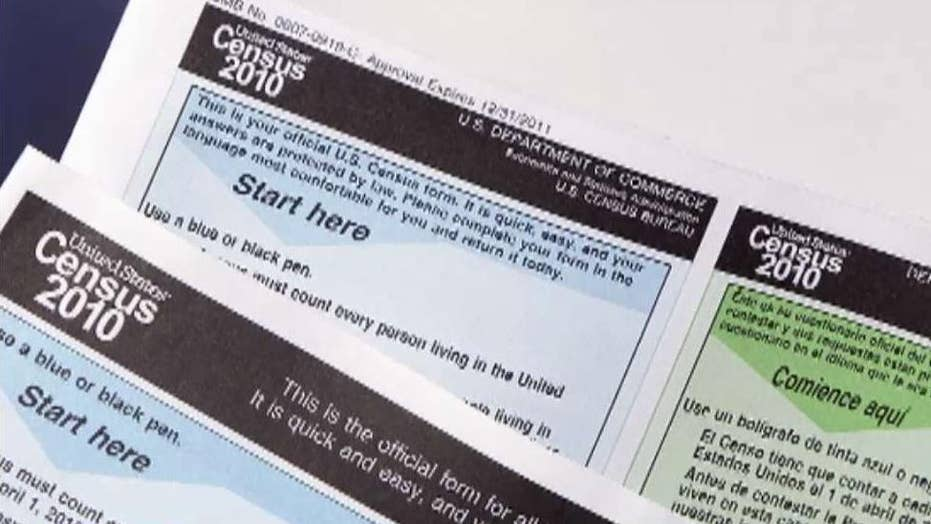 Judge rejects suit to change census authorised team