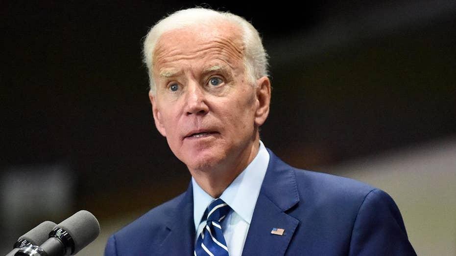 Former Vice President Joe Biden releases tax returns from 2016-2018