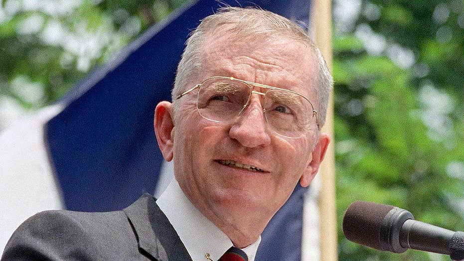 Remembering a life and bequest of Ross Perot