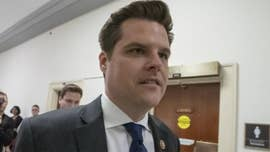 Russia probe critic Gaetz accuses feds of shrugging off threat against him