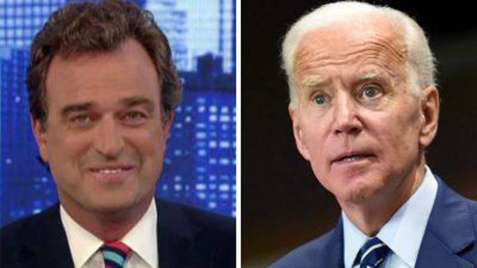 Charlie Hurt on Joe Biden's campaign, history in Washington