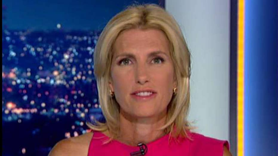 Ingraham: The Democrats' competition to a bottom