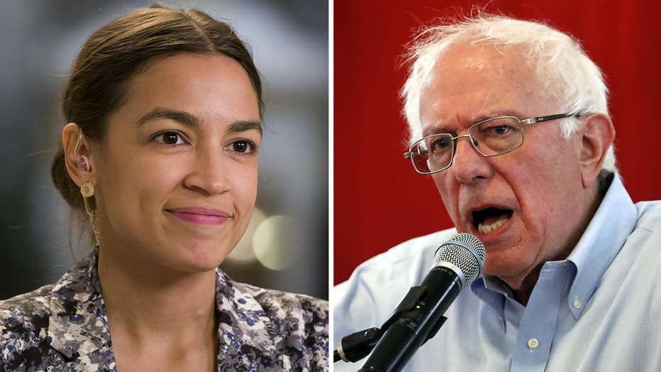 Bernie Sanders, Alexandria Ocasio-Cortez propose declaring climate change an official emergency