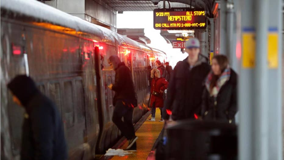 LIRR worker who hung out at home on the clock, to retire without punishment, collect full pension: report