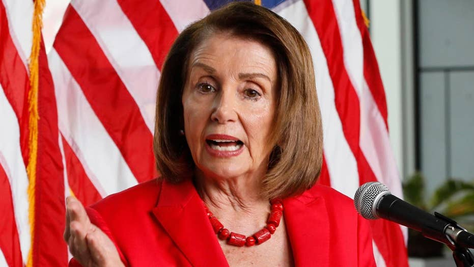 Speaker Pelosi clashes with leftist freshmen representatives