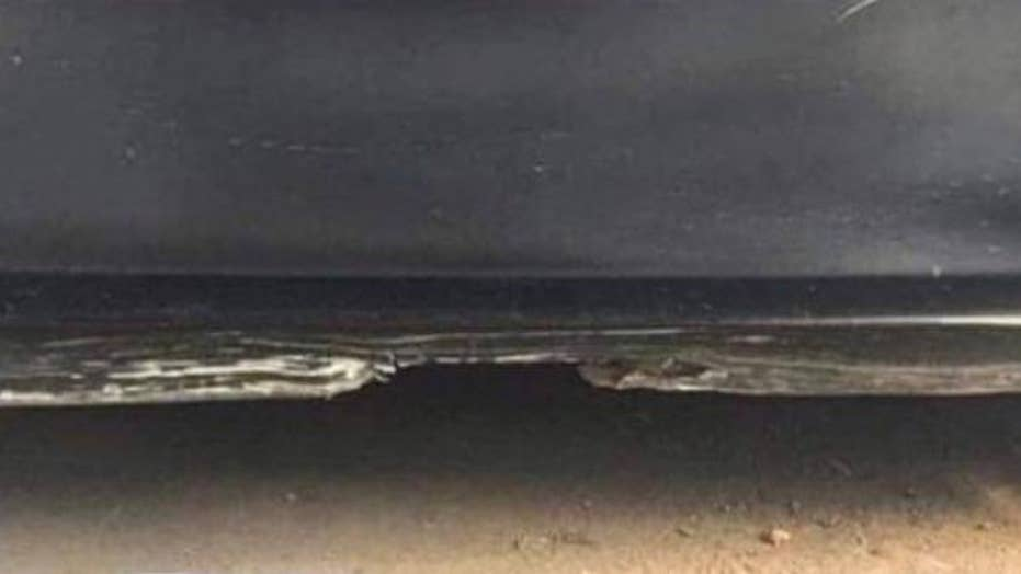 Stunning image of beach is not what it seems in viral illusion