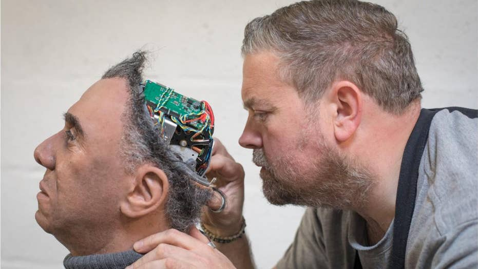 Humans will eventually combine with machines, highbrow says