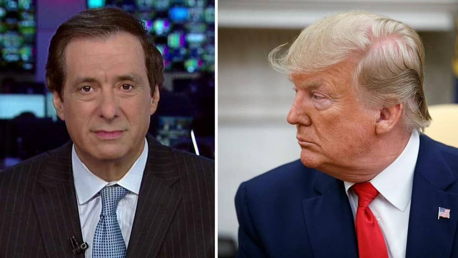 Howard Kurtz: From Jeffrey Epstein to Kim Darroch, Trump does the distancing thing