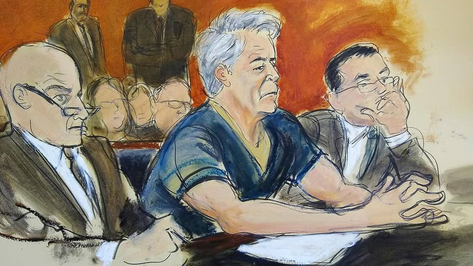 How did Jeffrey Epstein acquire his wealth?