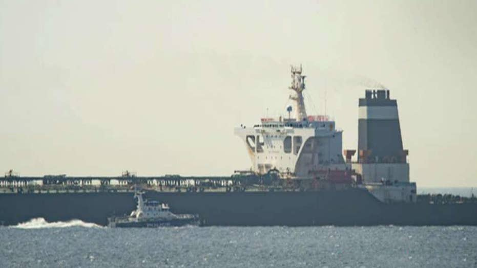 Report: Iran's Revolutionary Guard unsuccessfully attempted to seize British ship
