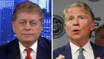 Judge Napolitano on Cyrus Vance Jr and Jeffrey Epstein