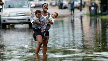 New Orleans bracing for another possible foot of rain as Gulf system grows stronger