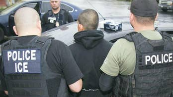 ICE reportedly ready to begin operation to arrest, deport 2,000 illegal immigrants