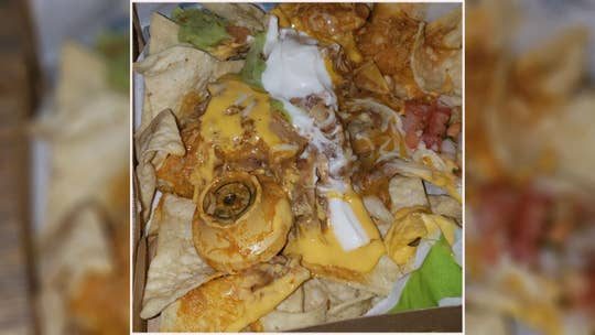 Taco Bell customer calls out chain for putting 'doorknob' in nachos
