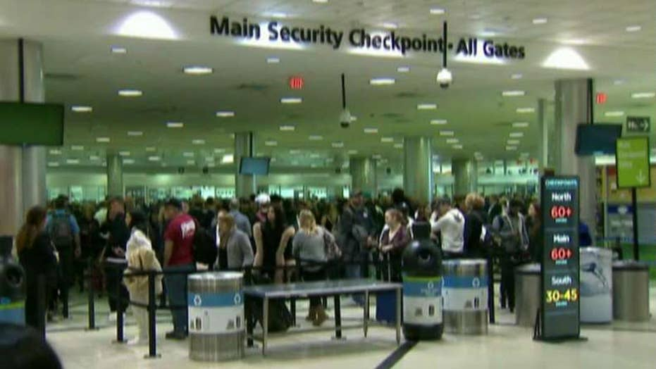 Internal TSA memo says changes need to be made to food truck screening process