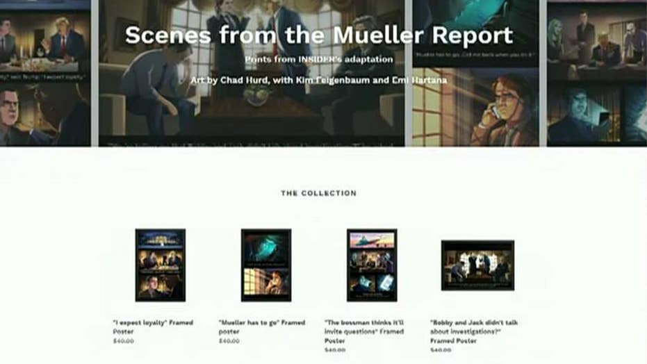 Illustrators emanate animation chronicle of Mueller news to inspire people to review it