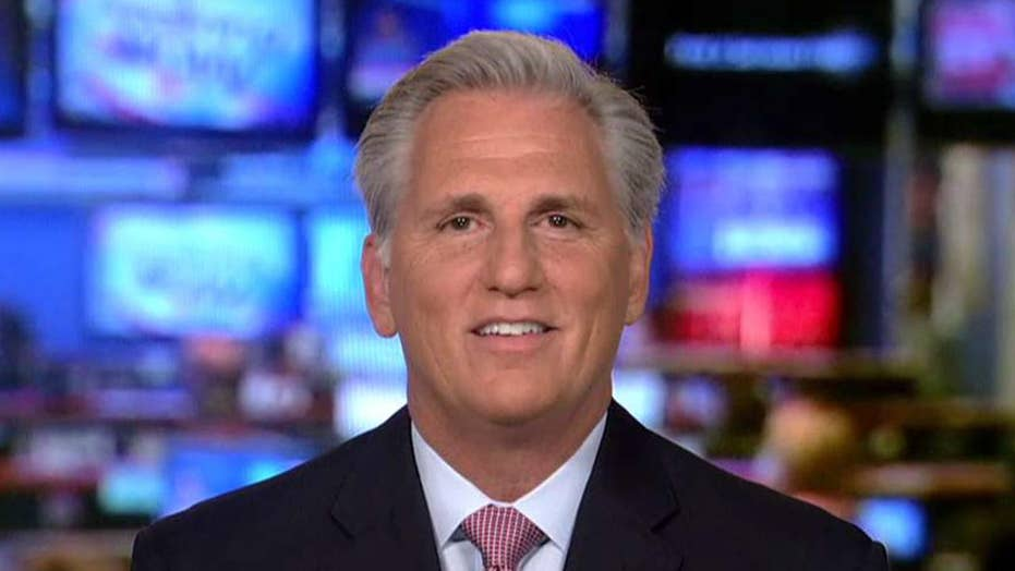 Rep. McCarthy: Socialism is taking over the Democratic Party and this country