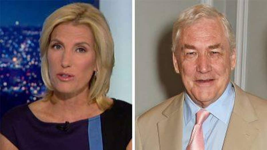 Conrad Black reacts to a state of 2020 race