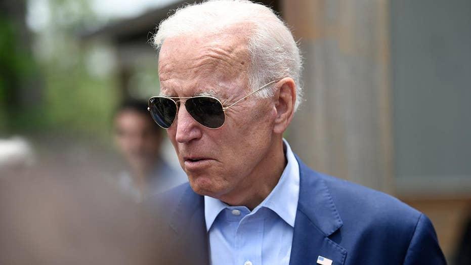 Joe Biden benefits from tax breaks, runs against them