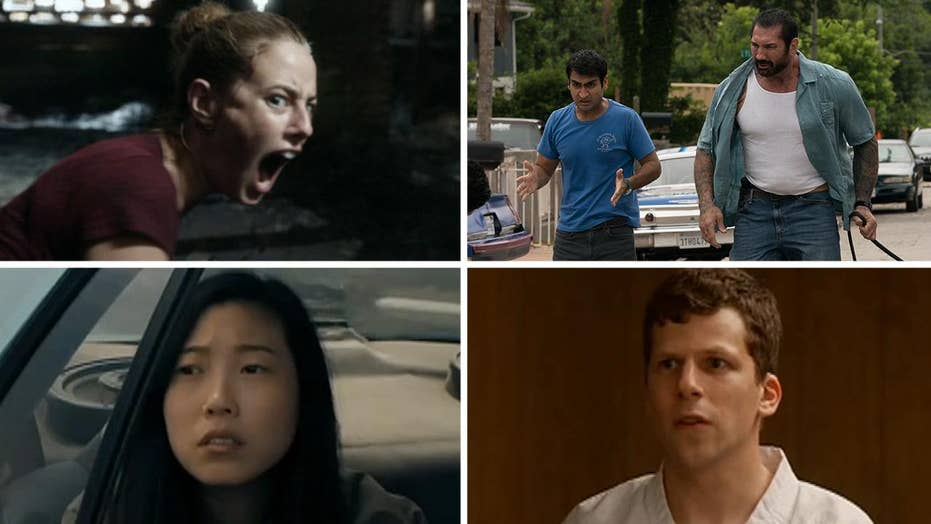 New in Theaters: 'Crawl,' 'Stuber,' 'The Farewell' and 'The Art of Self Defense'