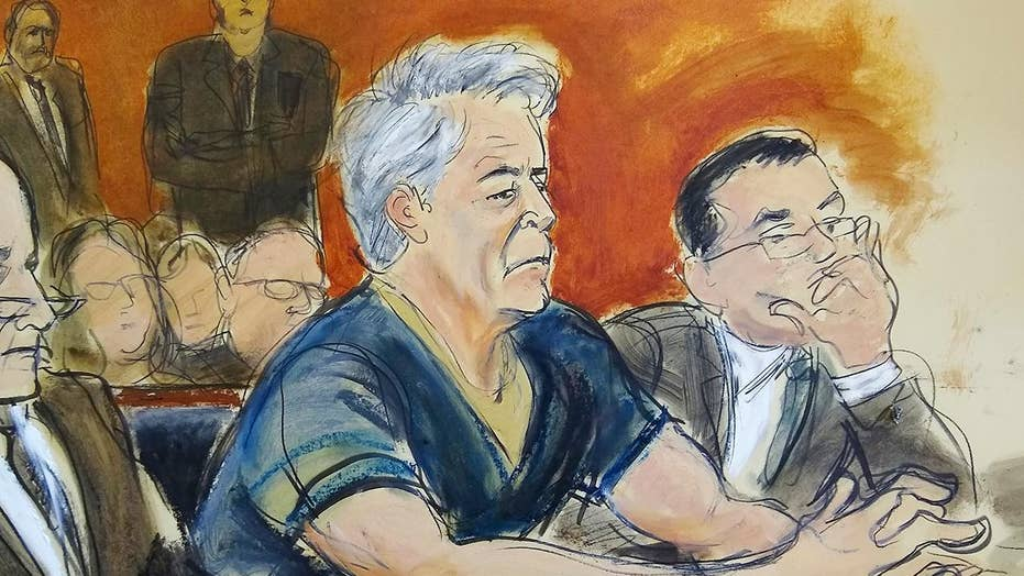 Jeffrey Epstein's attorney argues his client should be free on bail