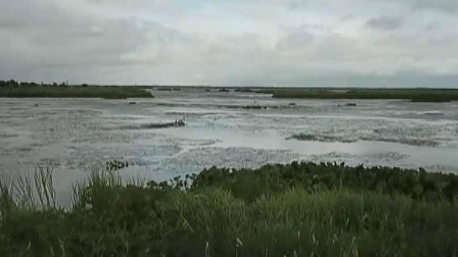 Louisiana braces for major flooding as Tropical Storm Barry