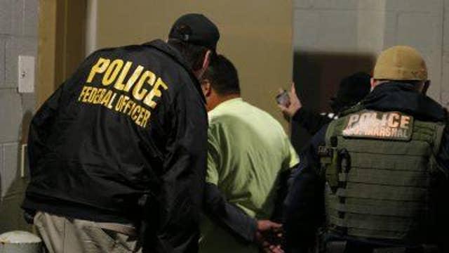 Buck Sexton on impending ICE raids