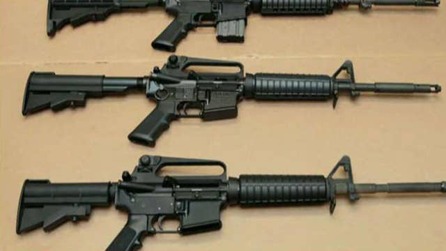 AR-15 under fire: 2020 Democrats target so-called 'assault weapons'
