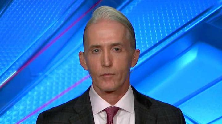 What Trey Gowdy hopes to learn from Robert Mueller's upcoming testimony