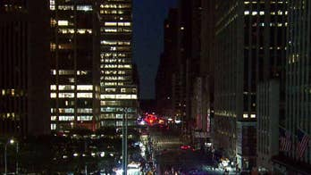 Widespread NYC power outage cripples subway system, snarls traffic