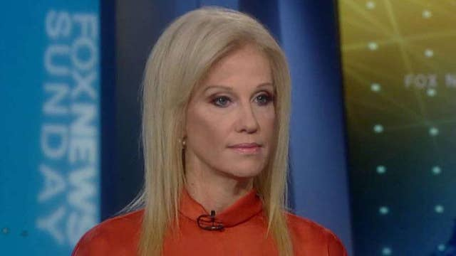 Kellyanne Conway on President Trump's immigration policies, push for citizenship count