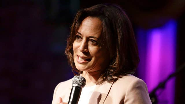 Senator Harris holds a house party in NH thumbnail