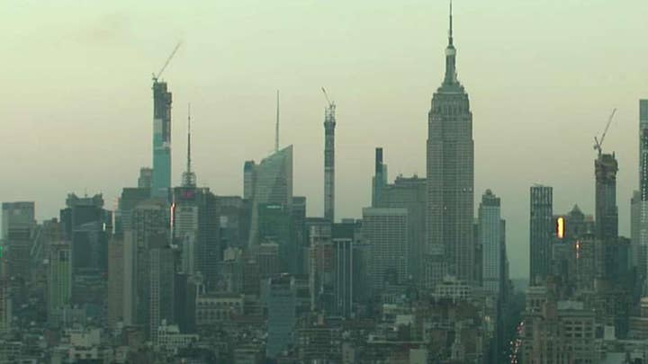 Major power outages in NYC due to transformer fires