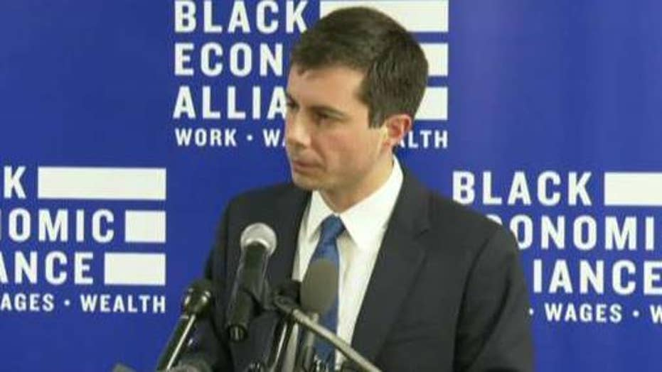 South Bend police ask Mayor Pete Buttigieg to apologize