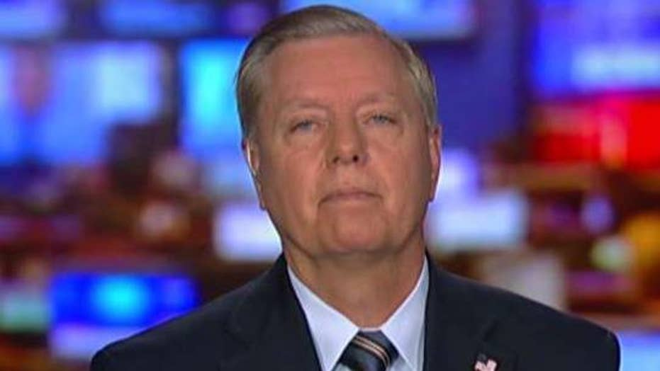 Sen. Lindsey Graham: ICE raids are focused on those who already had their day in court